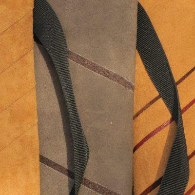 Recurve Bogentaschen von Mind-Factor - handgenäht nach Ihren Wünschen, aus echtem Leder