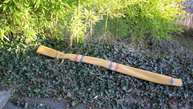 Mind-Factor Bogensport, gelbe Bogentasche aus Leder für Langbogen,125 €